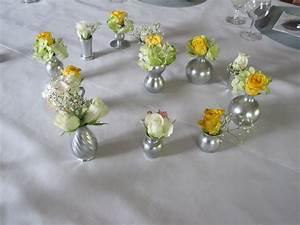Silberne Deko Vasen : silberne kleine vasen dekotella ~ Indierocktalk.com Haus und Dekorationen