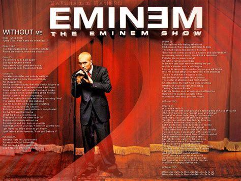 federico clinton cabinet member 100 eminem 5 albums 2 compilations donald
