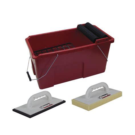 kit de nettoyage rubiclean pro 1 outils carreleur carrelage