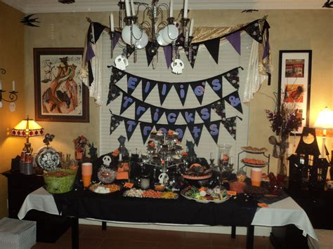 How To Throw A Girls Nightmare Before Christmas Party