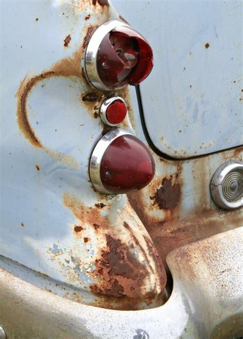removing rust  chrome thriftyfun