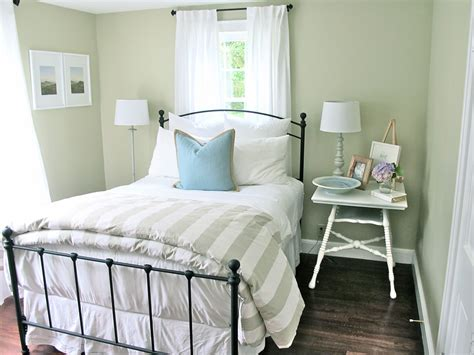 jenny steffens hobick guest bedroom our new home in