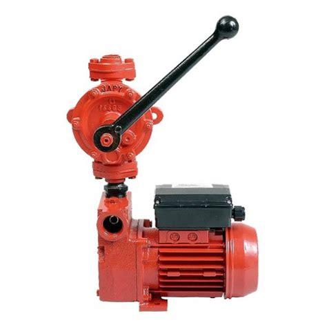 pompe gasoil 233 lectrique 0 37 kw et manuelle japy 0 9 m3 h pompes h2o