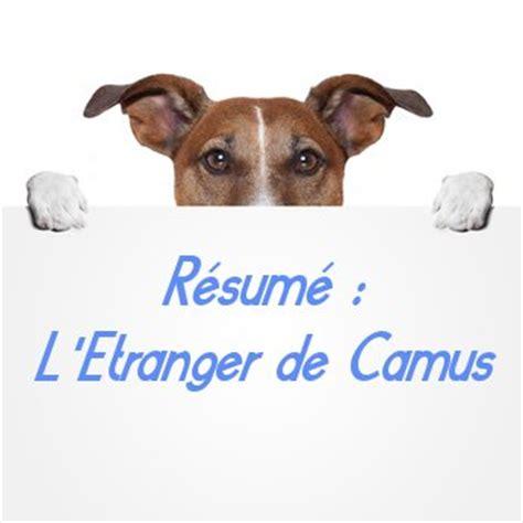 L Etranger Resume Courte by L 233 Tranger D Albert Camus R 233 Sum 233 Commentaire Compos 233