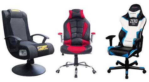 chaise bureau gamer fauteuil gamer personnalisé le des geeks et des gamers