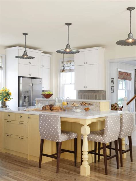 kitchen islands with seating and storage photo page hgtv