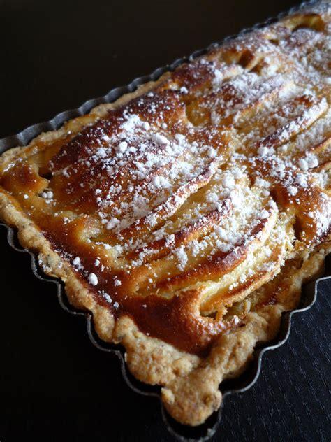 tarte au pomme pate brisee tarte aux pommes p 226 te bris 233 e aux noisettes cook up