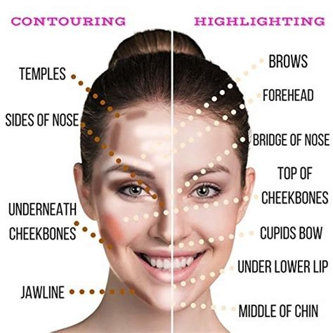 amazing makeup tips   chubby face  thinner trabeauli