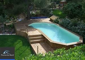 Galerie photos de piscines et abris piscine Piscine du Nord