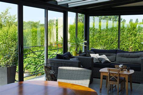 la veranda v 233 randa salon le salon dans la v 233 randa concr 233 tisez