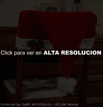 decoracion de sillas  navidad  ano nuevo decoracion