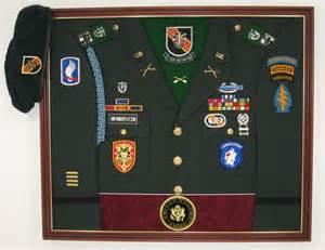 Army Special Forces Dress Uniform
