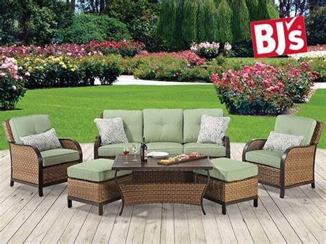 bjs patio furniture sweepon patio set from bj s club sweepstakes