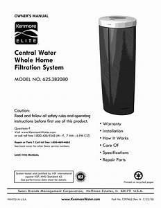 Water Softener Owner U0026 39 S Manual