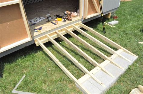 learn   build  shed ramp