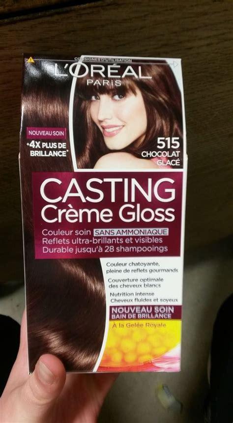 avis casting creme gloss loreal paris cheveux