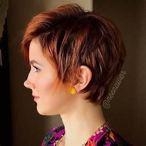 Coupes Courtes Femme 2017 : tendance coupe courte 2017 pour femme coiffure simple et ~ Melissatoandfro.com Idées de Décoration