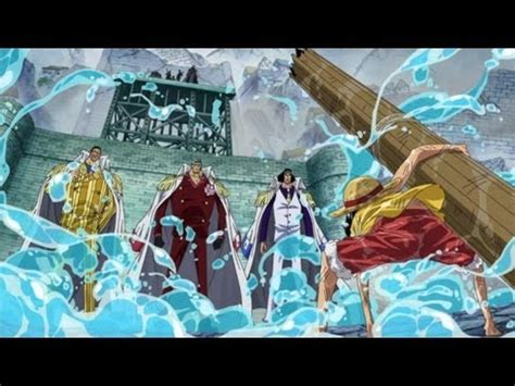 anime cool moments one top 5 most epic luffy moments