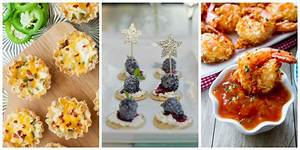 20 Effortless New Year's Eve Party Appetizers - New Year's ...