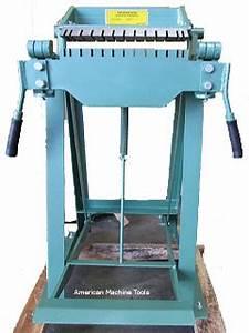 hvac duct making machines rams pittsburgh lockformer etc With letter brake