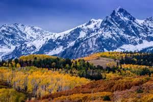 Dallas Divide Colorado Winter
