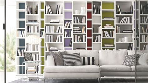 laredoute canapé armoire bibliotheque design