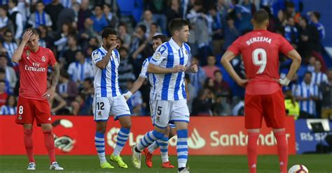 real sociedad   real madrid report ratings reaction