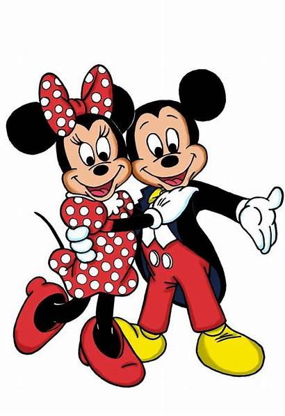 Minnie Mickey Mouse Clipart Clip Clipartmag