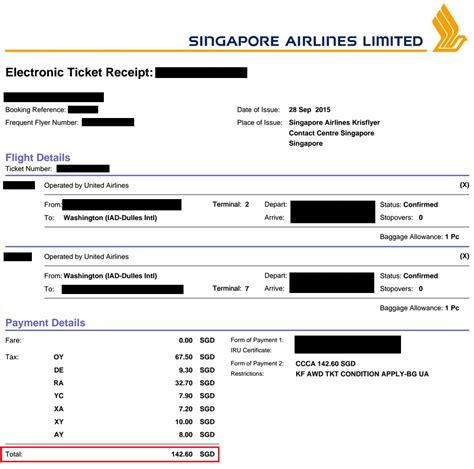 bid for flight tickets my experience booking an award ticket with singapore