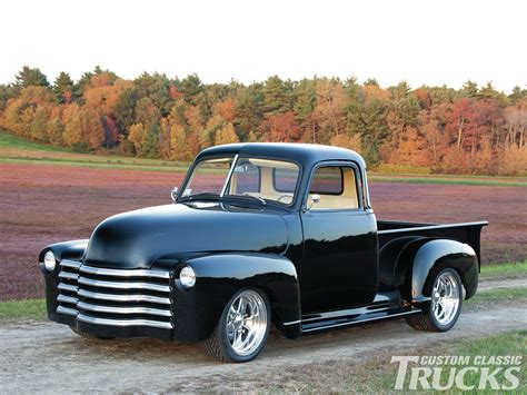 1949 Chevygmc Pickup Truck  Brothers Classic Truck Parts