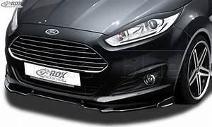 Ford Fiesta Spoiler : lip spoiler bumper extension splitter front spoiler ford ~ Kayakingforconservation.com Haus und Dekorationen