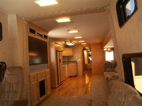 luxury motorcoach  interior pictures