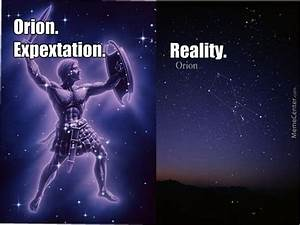 Constellations. Expectation Vs Reality by neelkapoor ...