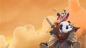 World Of Warcraft Mists Of Pandaria Wallpaper