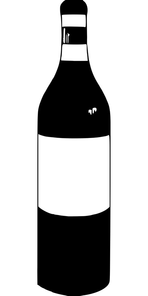 bottle  wine photo prop template  printable