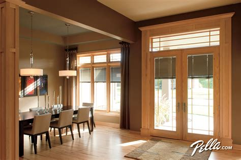 complement your pella 174 designer series 174 casement windows