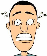 Anxiety Face Clipart - Clipart Suggest