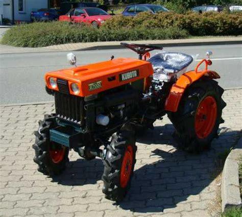 kleintraktoren gebraucht ebay kleintraktor traktor kubota b7000 neu lackiert 252 berholt ebay