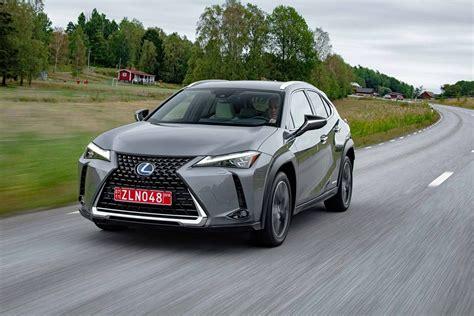 lexus ux  luxury  review car magazine