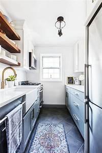 Why, A, Galley, Kitchen, Rules, In, Small, Kitchen, Design, U2013, Dekorationcity, Com