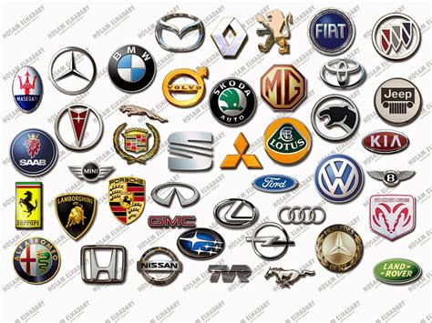 Car Logos  Best Cars Dealers