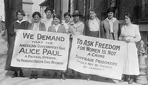 Alice Paul | HistoryNet