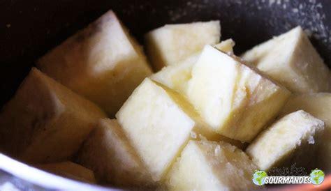 cuisiner igname carrés d igname et mijoté de veau à la menthe envolées