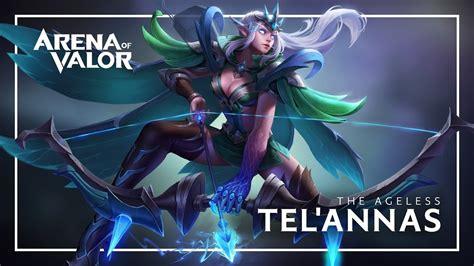 telannas hero spotlight gameplay arena  valor