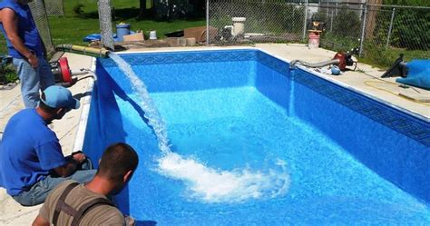 glass mosaic tile pool liner 7 advantages of above ground pool liners