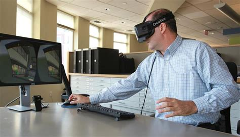 How Is Virtual Reality Designing The Laboratory Spaces Of