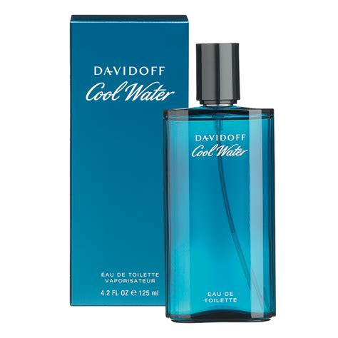 davidoff cool water for eau de toilette spray 125ml chemist warehouse