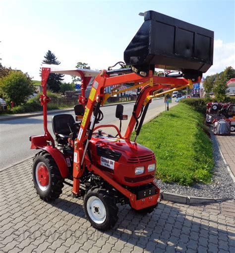 traktor mit frontlader kaufen traktor schlepper eurotrack 164 allrad mit frontlader und fertigem kfz brief ebay
