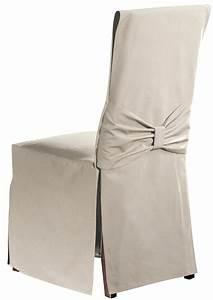 Housse Pour Chaise : mistral housse pour chaise torino uniline oyster collishop ~ Teatrodelosmanantiales.com Idées de Décoration