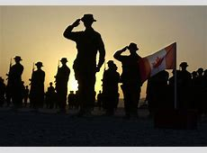 Canadian military mission in Afghanistan is officially
